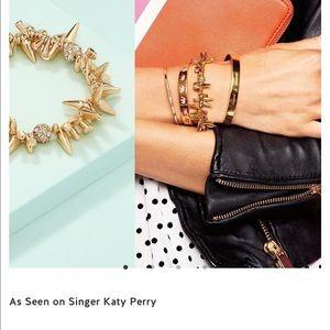 Stella And Dot Renegade Cluster Bracelet